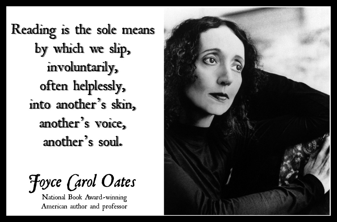 Reading_JoyceCarolOates