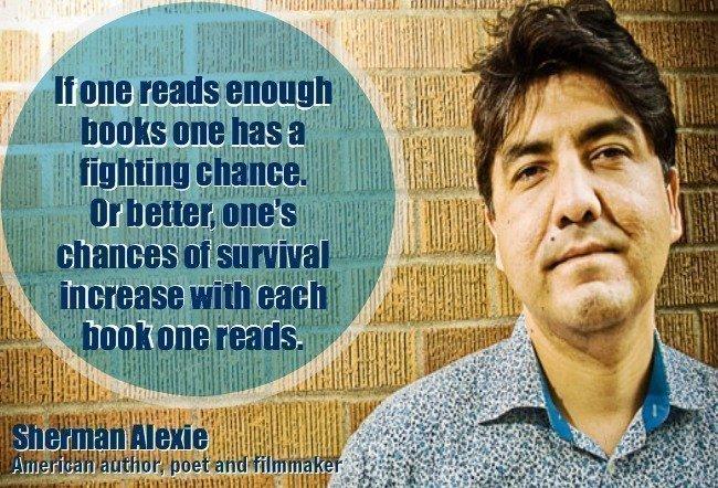 Reading_ShermanAlexie