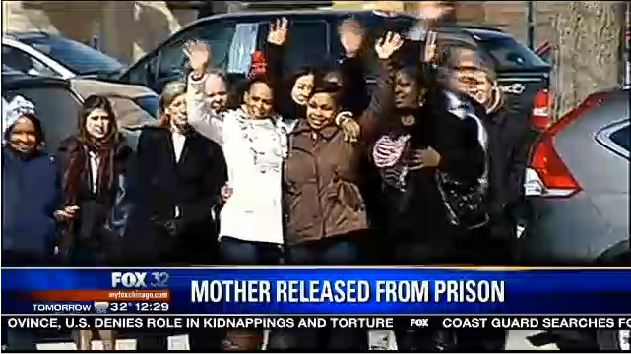 mother accused in death of son freed from prison after 7 years